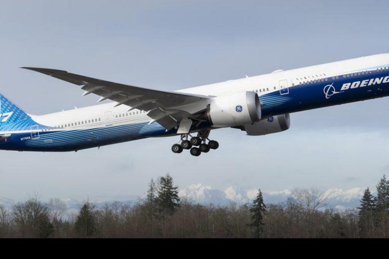 El nuevo Boeing 777X realizó exitoso primer vuelo