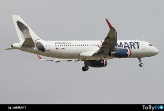 JetSMART inicia operaciones de nuevas rutas directas interregionales