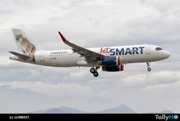 JetSMART inicia operaciones de nueva ruta directa entre Santiago y Bogotá