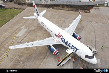 JetSMART inicia operaciones de su nueva ruta directa a Foz de Iguazú