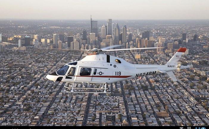 TH-73 de Leonardo es el ganador del programa de helicópteros de entrenamiento de la US Navy
