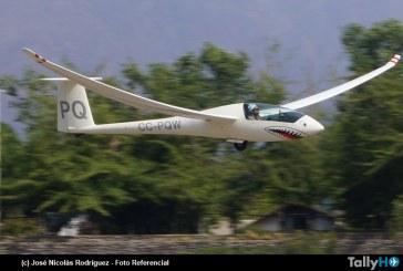 35 Años del doble cruce de la Cordillera en planeadores en formación