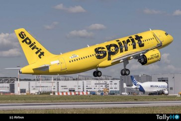 Spirit Airlines compra 100 aviones Airbus A320neo Family