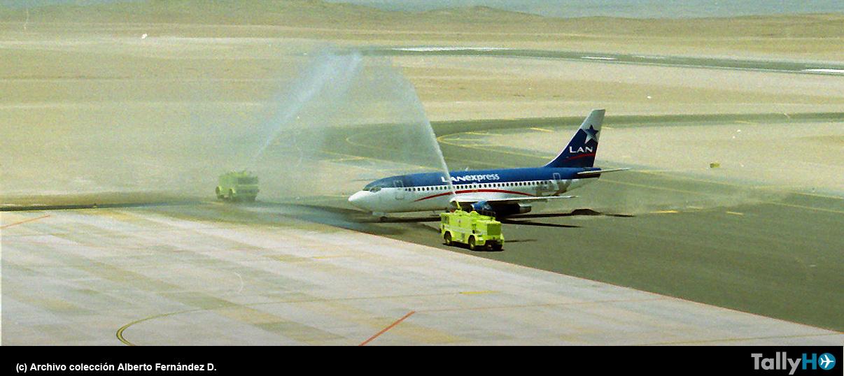 15 años de la inauguración del aeródromo Desierto de Atacama