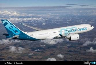 Airbus A330-800 recibió Certificación de Tipo de EASA