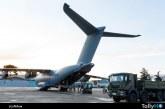 Un Airbus A400M transporta mascarillas a España en apoyo por crisis del COVID-19