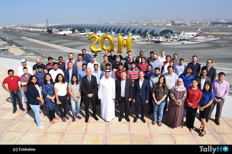 La aplicación de Emirates alcanza 20 millones de descargas