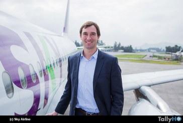 SKY anuncia nuevo CEO a partir de abril