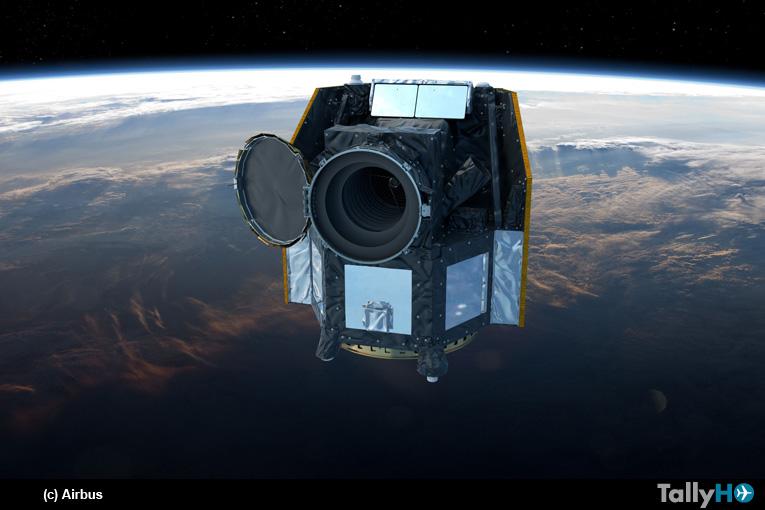 Airbus completa con éxito la puesta en servicio en órbita de CHEOPS