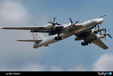 Tupolev completó una limitada modernización del primer lote de Tu-95MS