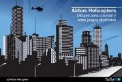 Actividades de Airbus para entretener  a los niños desde casa