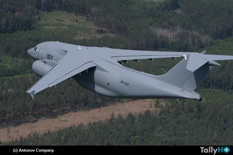 Antonov continua producción del AN-178 para Perú