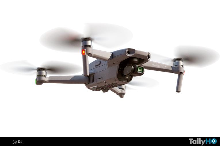 DJI lanza nuevo Dron Mavic Air 2