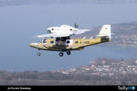 Nueva generación del  Dornier Seastar  realizó su primer vuelo