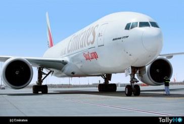 Emirates SkyCargo continua abasteciendo distintas partes del mundo