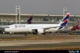 LATAM reducirá operaciones de pasajeros en 95% durante el mes de abril