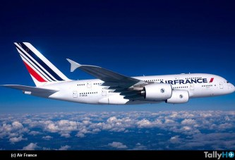 Air France retirará gradualmente los A380 de su flota