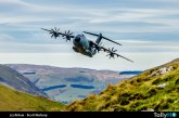 Airbus A400M obtiene la certificación de vuelo automático de bajo nivel