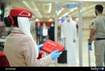 Emirates anunció nuevas medidas de higiene para combatir el Covid-19