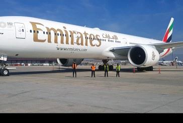 Emirates SkyCargo regresa a Chile con dos vuelos chárter de carga
