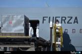 Operaciones aéreas de la FACH en apoyo a crisis por COVID-19