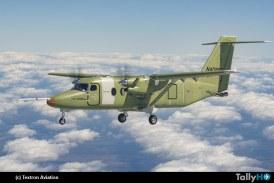 Cessna Skycourier realizó exitoso primer vuelo