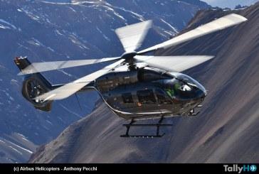 El H145 de cinco palas recibe la certificación tipo de EASA