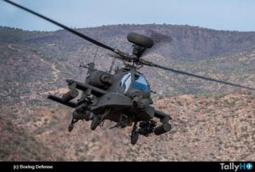 Marruecos ordena 24 helicópteros Boeing AH-64E Apache