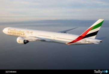 Emirates suma 10 nuevas ciudades continuando las operaciones con altos protocolos de higiene