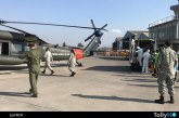 Fuerza Aérea traslada a un paciente Covid-19 desde Santiago a Ovalle
