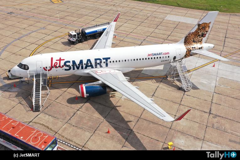 JetSMART reanudará el 100% de sus rutas internacionales a Colombia, Perú y Argentina