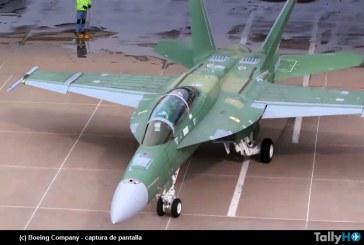 Nueva generación del Boeing F-18 Block III realizó exitoso primer vuelo