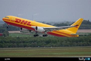 DHL Express aumenta la capacidad de su flota con Boeing Converted Freighters