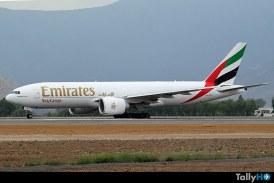 Emirates regresa a Chile a través de su servicio de carga