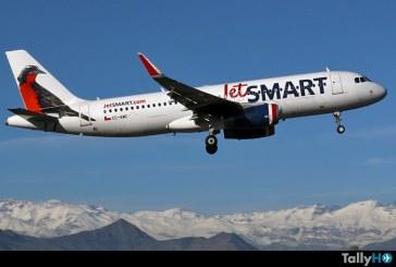 """JetSMART primera aerolínea en Chile con certificación """"Platinum"""" de APEX Health Safety"""