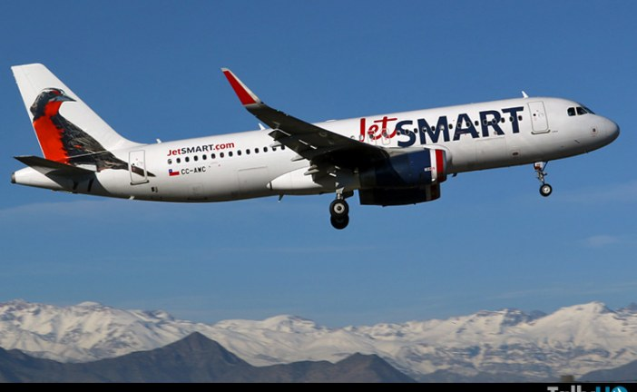 JetSMART celebra un nuevo aniversario conectando Sudamérica a precios ultra bajos