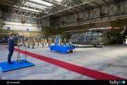 Leonardo entrega primer helicóptero de entrenamiento básico AW169 al ejército italiano
