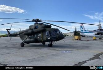 Mi-8MTV-1 voló más 8.350 kms desde Kazán a Kamchatka para ser entregado