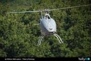 El prototipo VSR700 realiza el primer vuelo libre autónomo