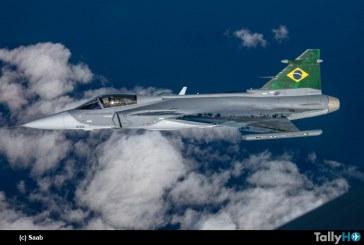 Saab comienza la producción de Gripen en Brasil