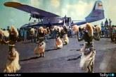 55 años del primer vuelo experimental de Santiago a Tahití