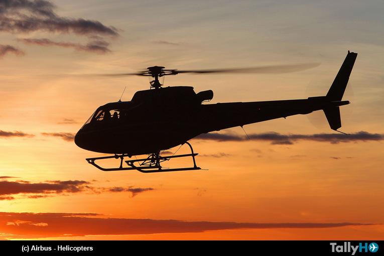 Compañía THC adquiere 10 helicópteros Airbus H125
