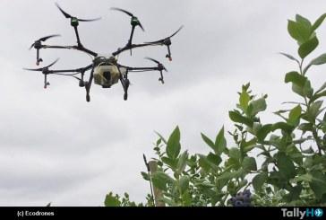 Ecodrones primera empresa chilena de drones en obtener Certificación de Operador Aéreo