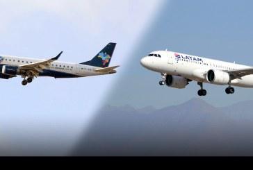 LATAM y Azul inician la venta de 64 rutas compartidas en Brasil