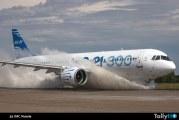 Resultados preliminares de las pruebas en tierra de la aeronave MC-21-300
