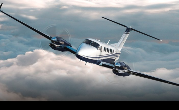 Textron presentó el nuevo turbohélice Beechcraft King Air 360