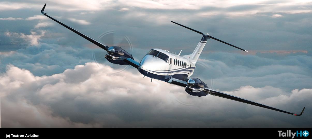 Beechcraft King Air 360/360ER obtiene la certificación de tipo FAA
