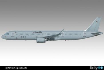 Airbus Corporate Jets gana el primer pedido A321LR de dos aviones