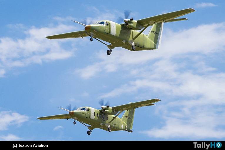 Con segundo prototipo el Cessna SkyCourier sigue avanzando sostenidamente su desarrollo