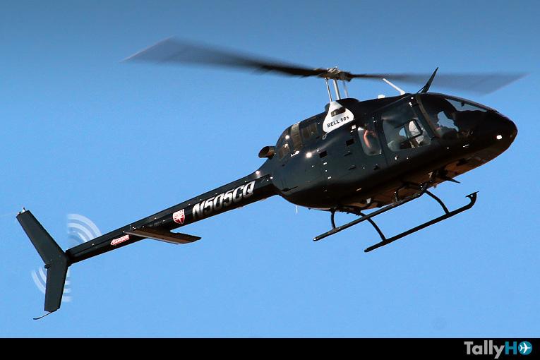Bell 505 Jet Ranger X alcanza las 50.000 horas de vuelo a nivel global